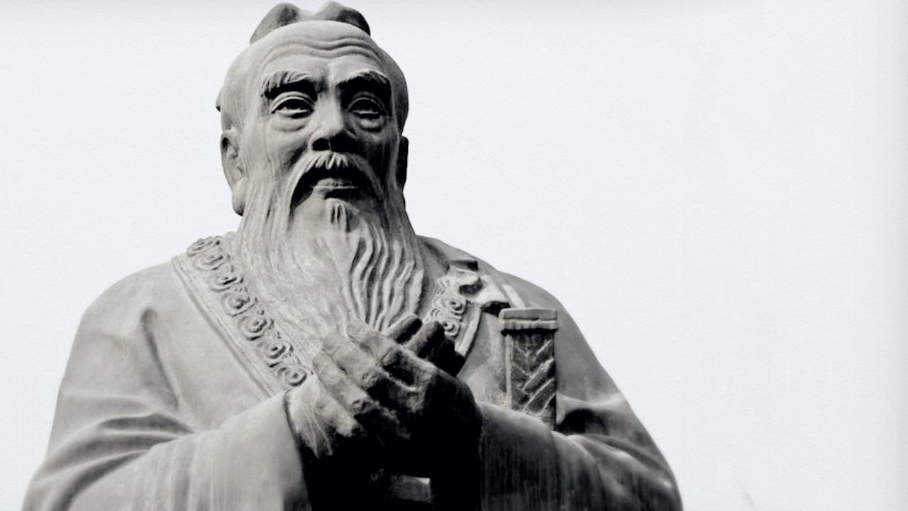 Citation motivante 4/30 – Confucius – On a deux vies…