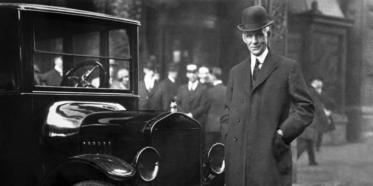 Citation motivante 2/30 – Henry Ford – Quand tout semble être contre vous…