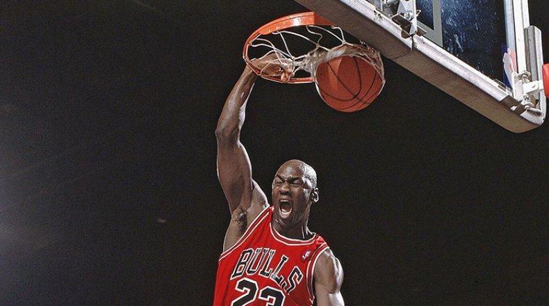 Citation motivante 6/30 – Michael Jordan – J'ai raté 9000 tirs…