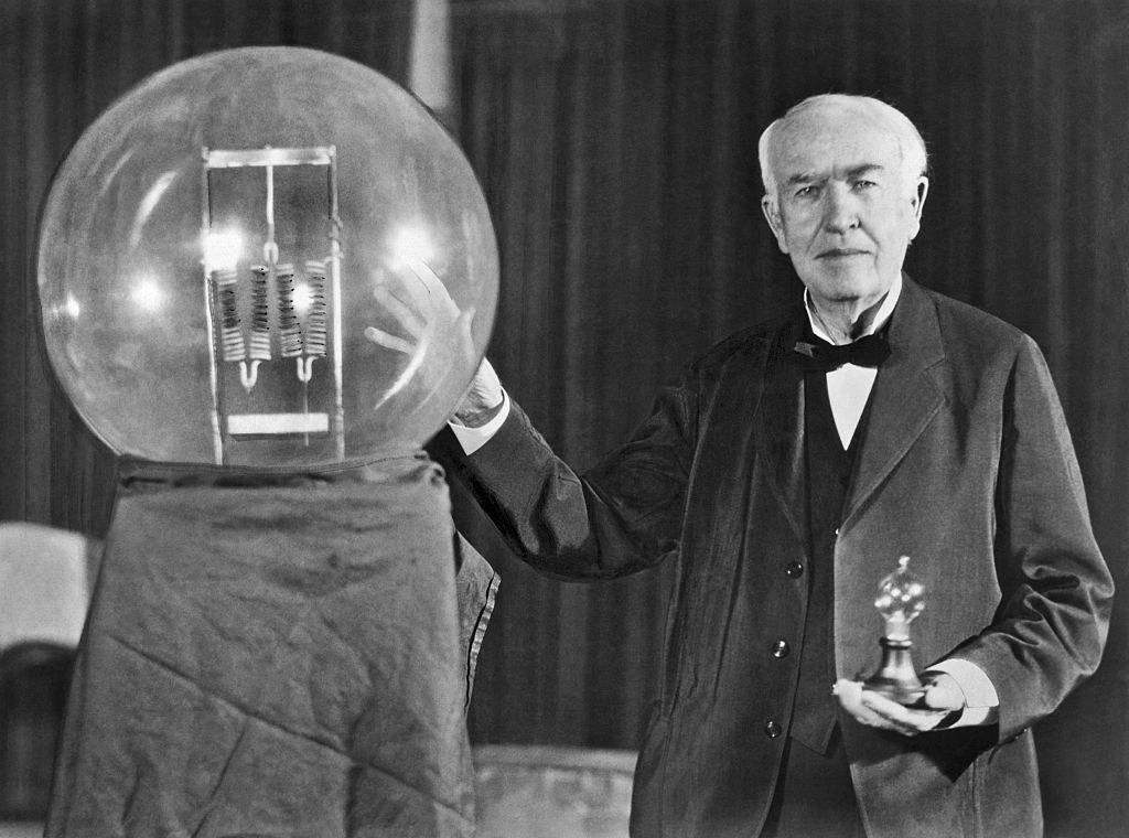 Citation motivante 1/30 – Thomas Edison – Je n'ai pas échoué…