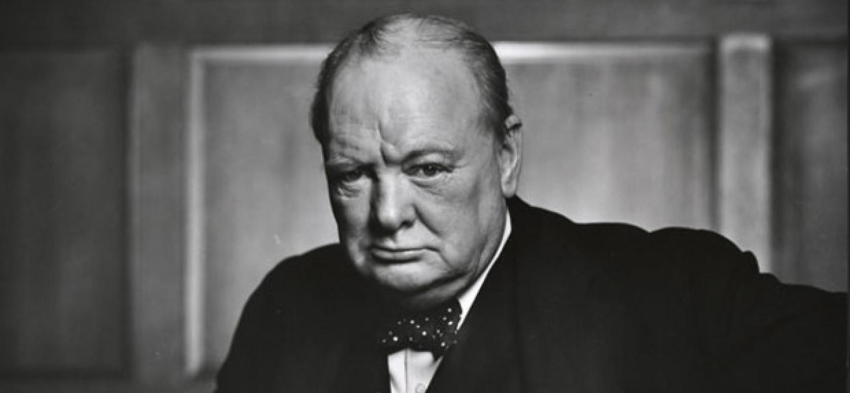 Citation motivante 5/30 – Winston Churchill – Le succès c'est…