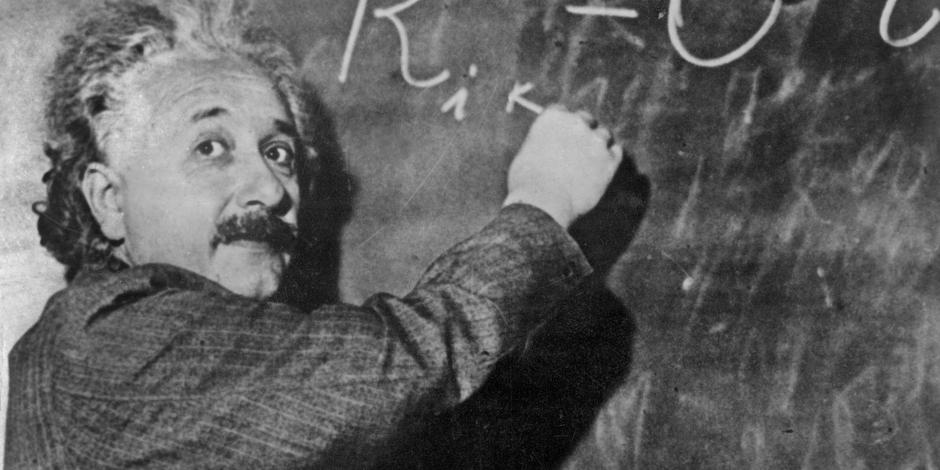 Citation motivante 13/30 – Albert Einstein – Toute personne qui n'a jamais commis d'erreur…