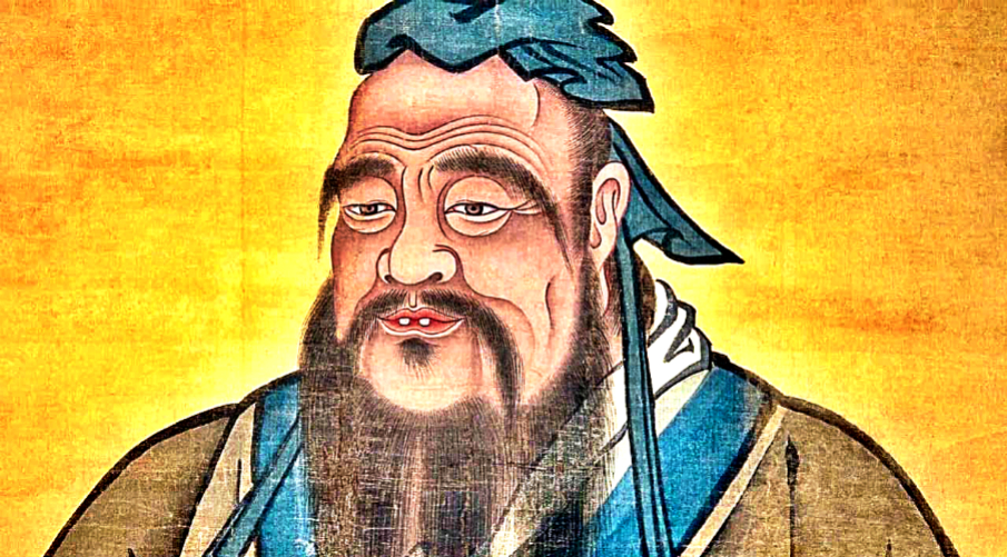 Citation motivante 16/30 – Confucius – Tous les hommes pensent que le bonheur…