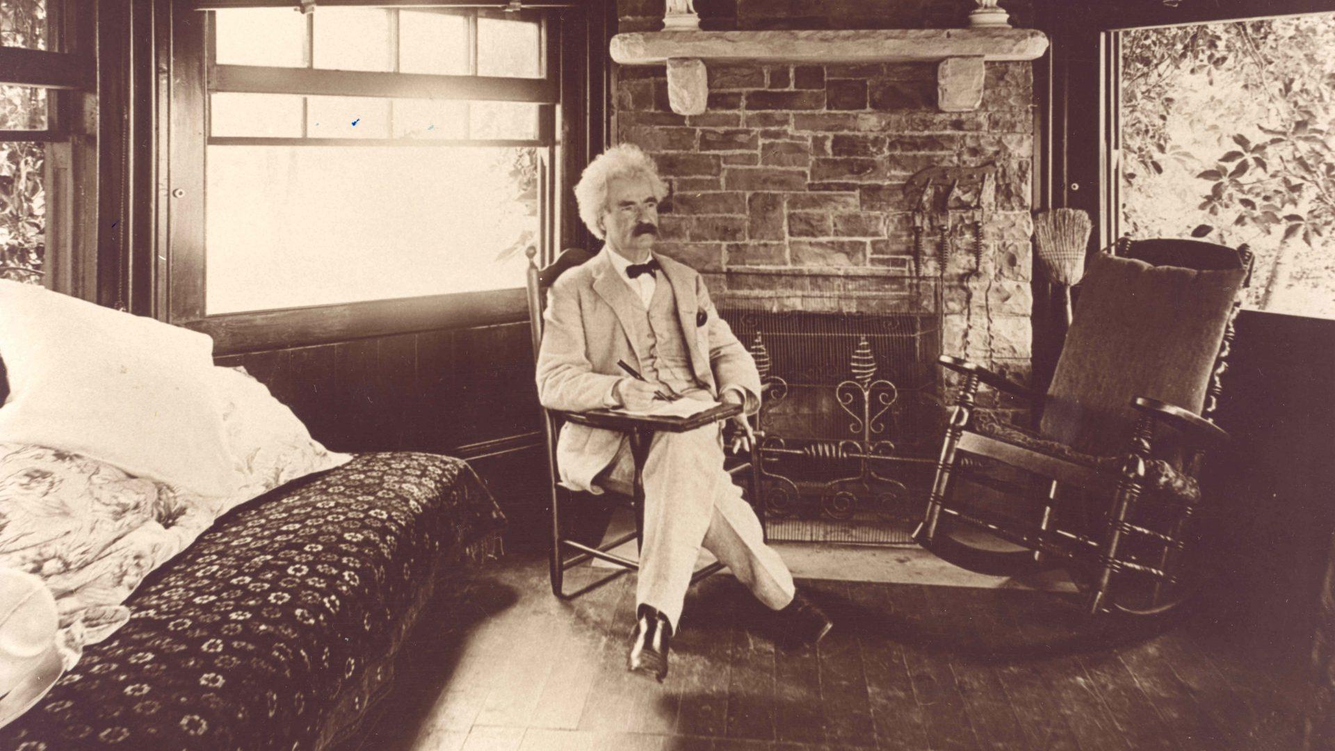 Citation motivante 22/30 – Mark Twain – Dans vingt ans vous serez plus déçu des choses…